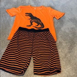 Gap boys short pj set